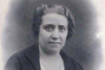 Pilar Montori -Fundadora-